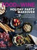 Food & Wine Magazine, December 2015