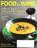 Food &amp; Wine Magazine, February 2012