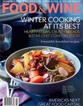 Food & Wine Magazine, February 2013
