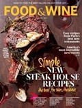Food & Wine Magazine, February 2014