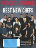 Food & Wine Magazine, July 2013