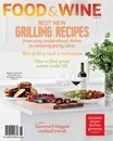 Food & Wine Magazine, June 2012