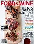 Food &amp; Wine Magazine, June 2013