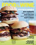 Food & Wine Magazine, June 2015