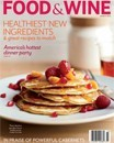 Food &amp; Wine Magazine, March 2012