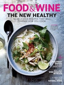 Food & Wine Magazine, March 2016
