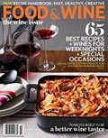 Food & Wine Magazine, October 2012: The Wine Issue