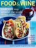 Food & Wine Magazine, September 2012: Travel Issue
