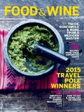 Food & Wine Magazine, September 2015