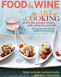 Food & Wine Magazine, September 2011