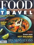 Food and Travel Magazine, Feb/Mar 2015
