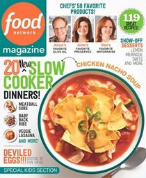 Food Network Magazine, April 2014