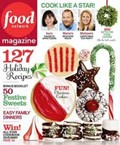 Food Network Magazine, December 2011