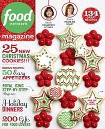 Food Network Magazine, December 2014