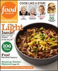 Food Network Magazine, Jan/Feb 2012: The Light Issue