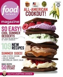 Food Network Magazine, Jul/Aug 2014