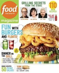 Food Network Magazine, June 2014
