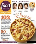 Food Network Magazine, March 2013: The Cheese Issue