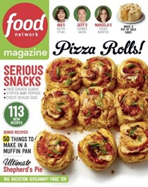Food Network Magazine, March 2016