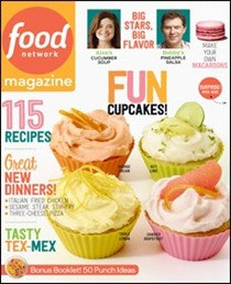 Food Network Magazine, May 2014: The Color Issue