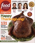 Food Network Magazine, November 2013