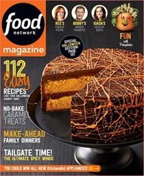 Food Network Magazine, October 2015