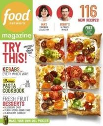 Food Network Magazine, September 2014