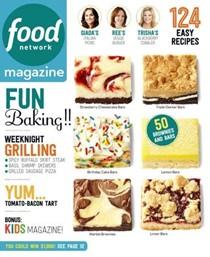 Food Network Magazine, September 2015
