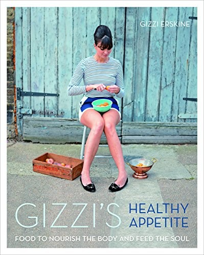Gizzi's Healthy Appetite book cover