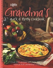 Grandma's Quick and Thrifty Cookbook