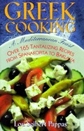 Greek Cooking: A Mediterranean Feast