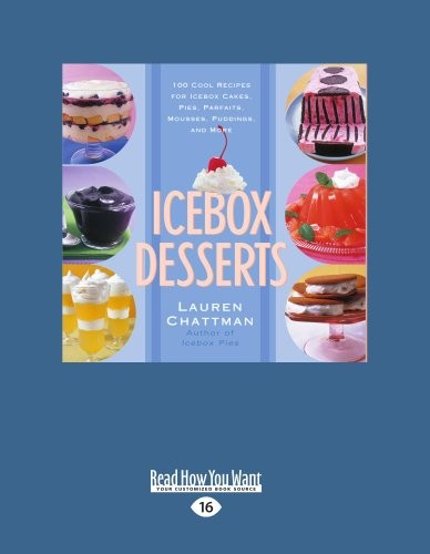 Icebox Desserts (1 Volume Set)