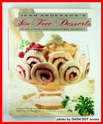 Jean Anderson's Sin Free Desserts
