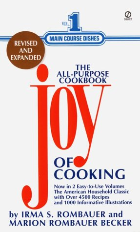 Joy of Cooking: Volume 1