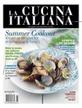 La Cucina Italiana Magazine, Jul/Aug 2013