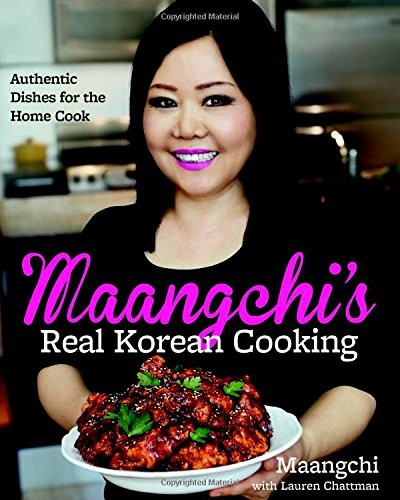 Maangchi cookbook