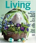 Martha Stewart Living Magazine, April 2014