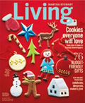 Martha Stewart Living Magazine, December 2013