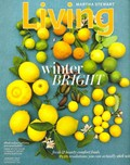 Martha Stewart Living Magazine, January 2013