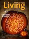 Martha Stewart Living Magazine, October  2013