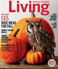 Martha Stewart Living Magazine, October 2014