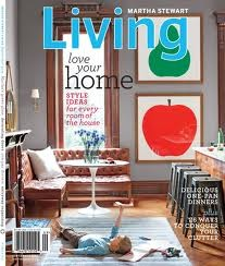 Martha Stewart Living Magazine, September 2011