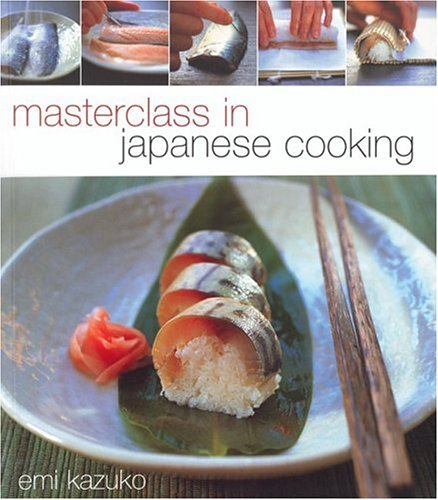 Masterclass In Japanese Cooking 3729