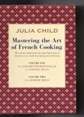 Mastering the Art of French Cooking Box Set (2 Volume Set)