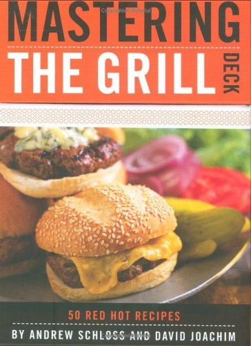 Mastering the Grill Deck: 50 Red Hot Recipes