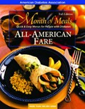 Month of Meals - All-American Fare