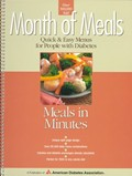 Month of Meals - Meals in Minutes