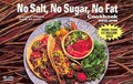 No Salt No Sugar No Fat Cookbook