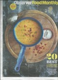 Observer Food Monthly Magazine, February 23, 2014: Special Edition, Part 1: 20 Best Comfort Food Recipes