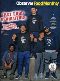 Observer Food Monthly Magazine, February 2016
